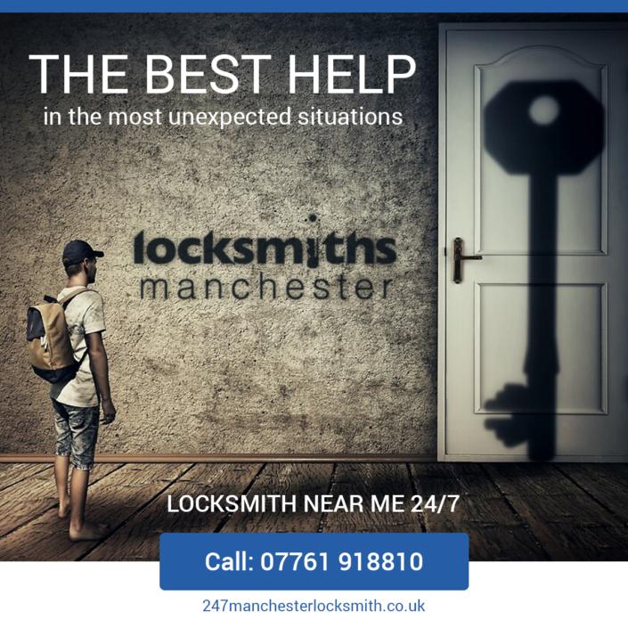 Locksmith Manchester 24/7
